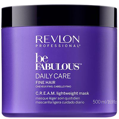 REVLON BE FABULOUS LIGHTWEIGHT MASK 500ML