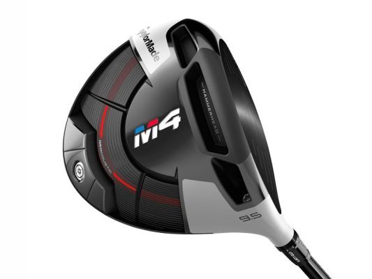 Taylormade M4 Driver MWD-SKYWALKER DRIVER 10.5/RH (US SPEC- FUJI ATMOS RED5)
