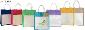 JUTE 238  Jute Bag Jute & Canvas