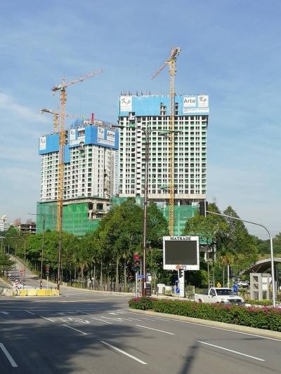 Arte MK Condominium Putrajaya