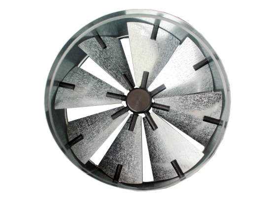 Opposed Blade Damper (Radial)
