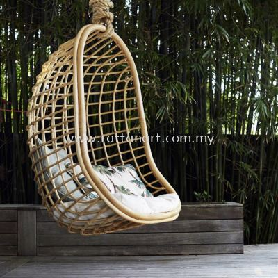 RATTAN HANGING CHAIR TAUFU
