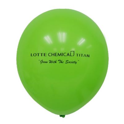 Lotte Chemical Titan - Green
