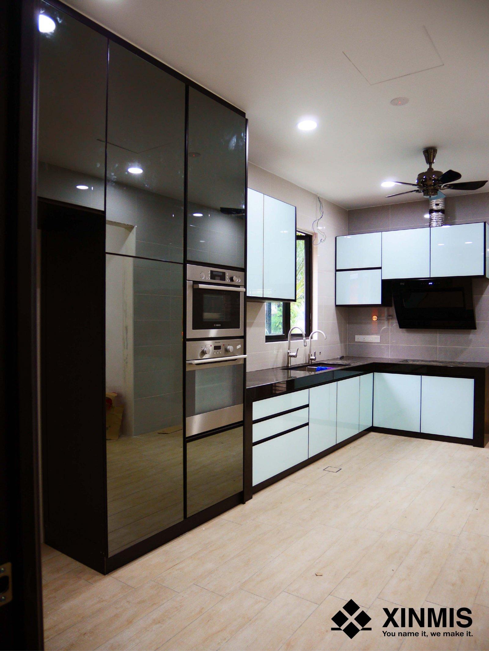 Aluminium Kitchen Cabinet   Jenjarom
