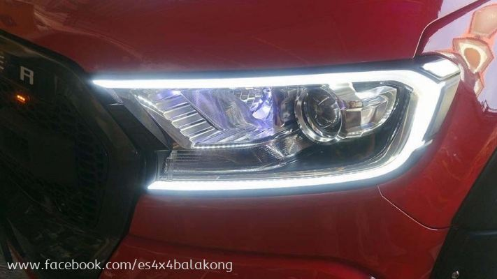 FORD RANGER T7 NEW LED HEAD LAMP COVER