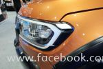 FORD RANGER T7 NEW LED HEAD LAMP COVER CARBON COVER