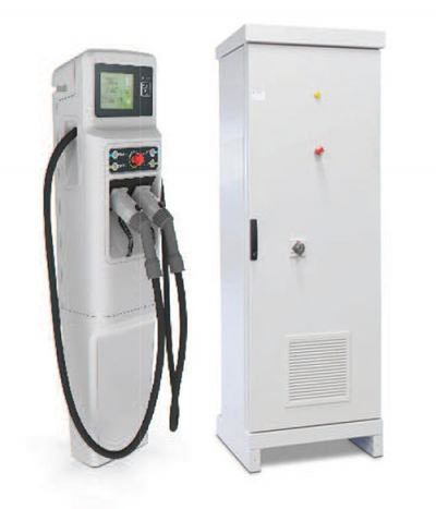 RVE-QP - CHAdeMO EV Fast Charger