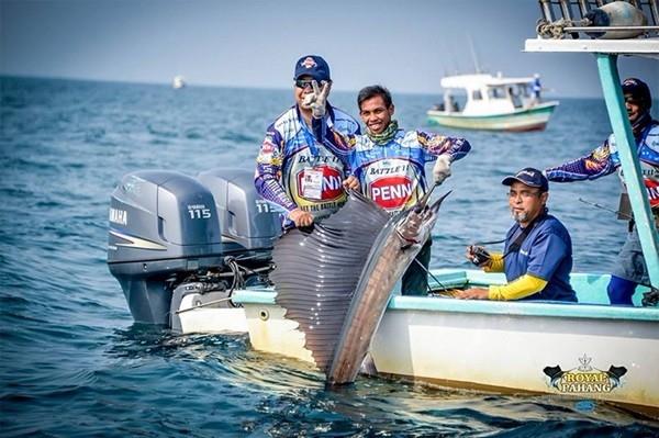 Royal Pahang Billfish International Challenge September 2018