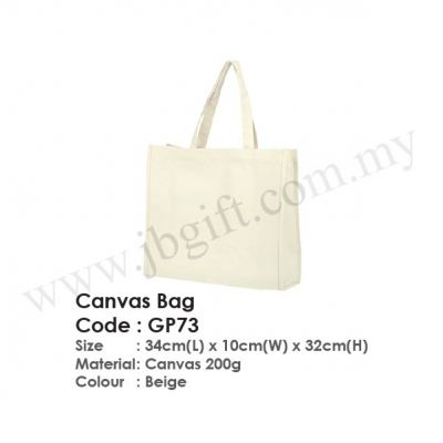 Canvas Bag GP73