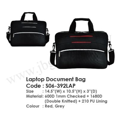 Laptop Document Bag S06-392LAP