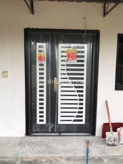 Jakarta Security Door