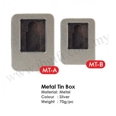 Metal Tin Box