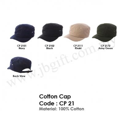 Cotton Cap CP 21