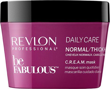 REVLON BE FABULOUS NORMAL/THICK MASK 200ML