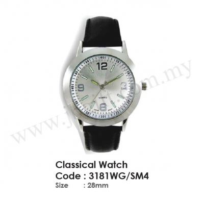 Classical Watch 3181WGSM4