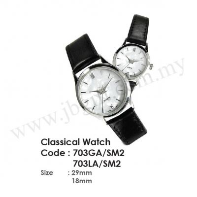 Classical Watch 703GASM2 & 703LASM2