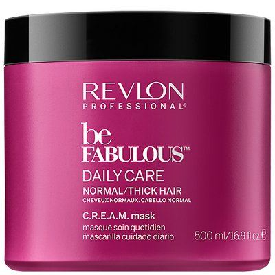 REVLON BE FABULOUS NORMAL/THICK MASK 500ML