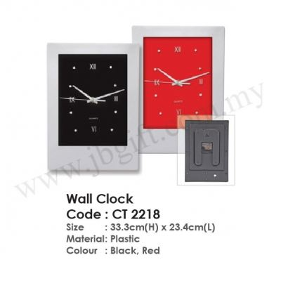 Wall Clock CT 2218