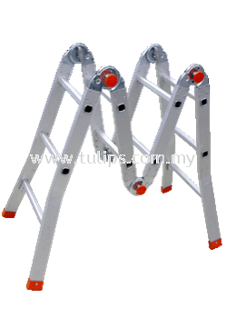 A1 Multi Purpose Aluminium Folding Ladder