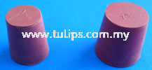 Red Tube Stopper Rubber Product