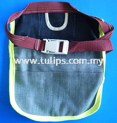 Nail Bag with Clip