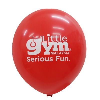 The Little Gym- Red