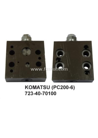 X-HRV-723-40-70100 ASSY