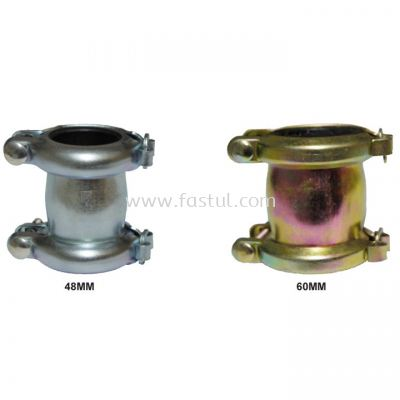 HYD OIL COOLER COUPLING ASSY