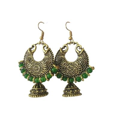 Yona Fashion JMK Earring (Green)