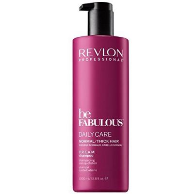 REVLON BE FABULOUS NORMAL/THICK SHAMPOO 1000ML