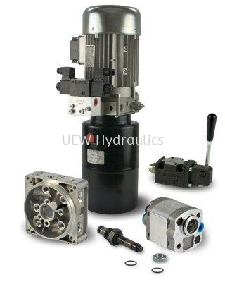 Hydronit Compact Series Power Unit