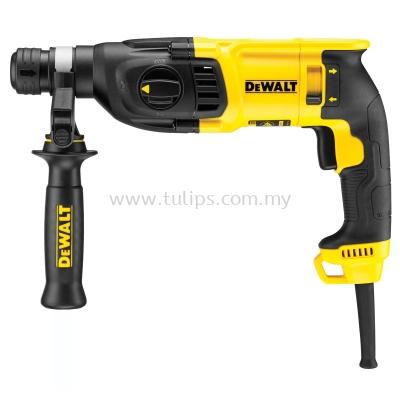 D25143K DeWalt 28mm 3 mode SDS Plus Rotary Hammer