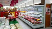 Herbal display case Showcase Commercial Refrigerators / Refrigeration