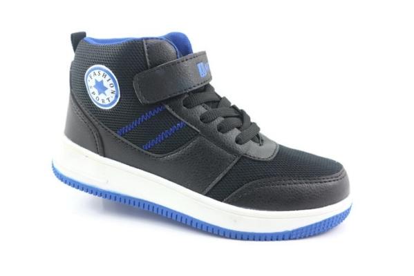 J34-3268 (Black/Blue) RM55.90