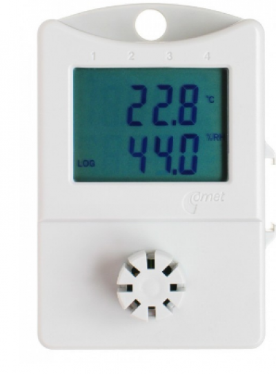 Thermometer hygrometer data logger - Economy Version