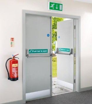 What is Fire Door ?