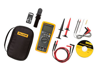 Fluke 3000 FC/EDA2 Combo Kit - Includes Meter and Deluxe Accessories