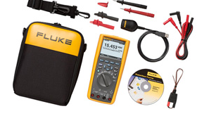 Fluke 287 FlukeView® Forms Combo Kit with ir3000 FC Connector