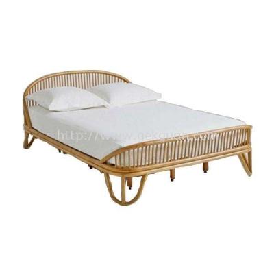 RDB 012 - RATTAN SLEEPING BED