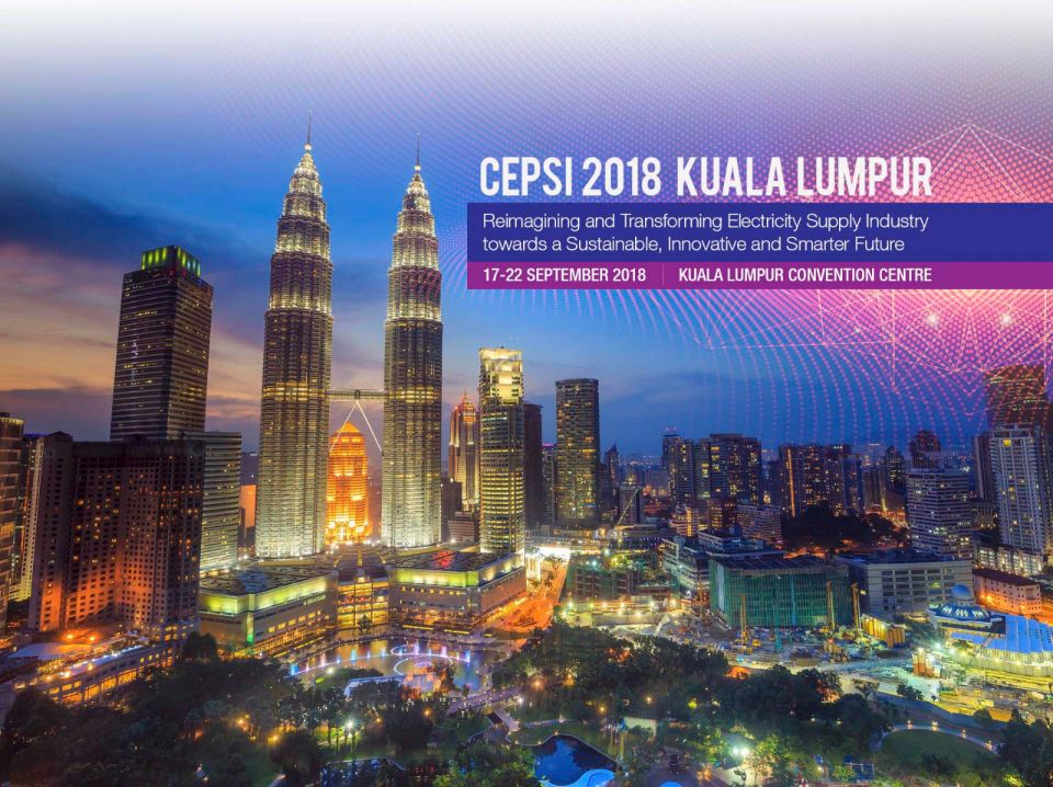 Conference Of The Electric Power Supply Industry (CEPSI 2018) September 2018 Year 2018 Past Listing