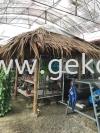 ATAP ROOF PONDOK 2.5M X 2.5M  Pondok