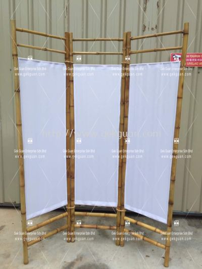 SCR 017 - BAMBOO SCREEN DIVIDER