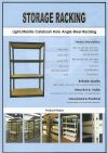 Light Duty Boltless Racking  Storage Rack