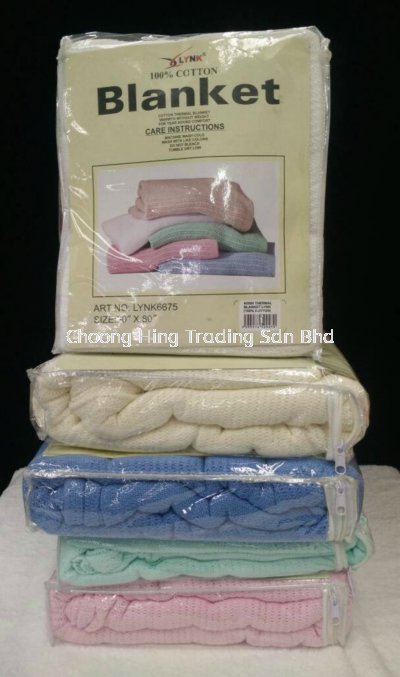 LYNK COTTON THERMAL BLANKET