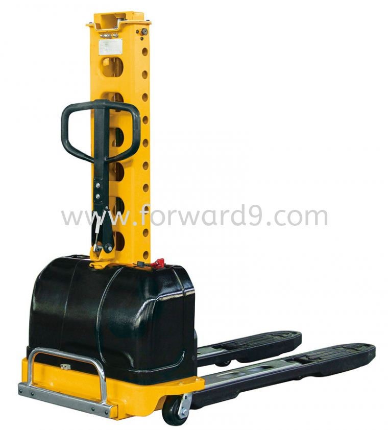 SES-Z 0511 Semi Electric Stacker Material Handling Equipment