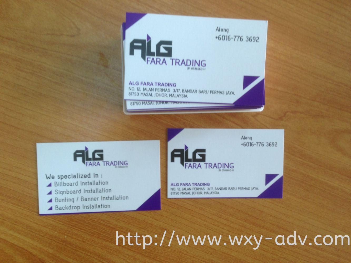 Name card business card name card johor bahru jb johor name card reheart Choice Image