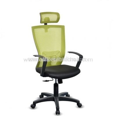 BEVERLY HIGH BACK MESH CHAIR WITH POLYPROPYLENE BASE ABV-A1