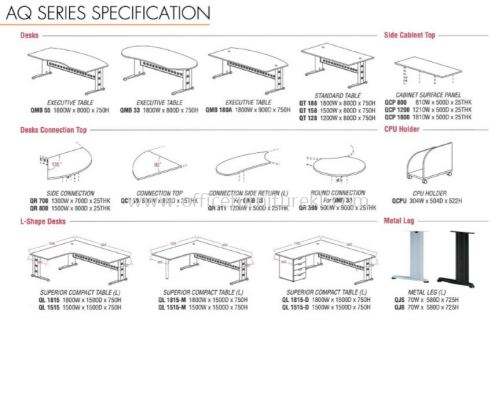 AQ SPECIFICATION 1