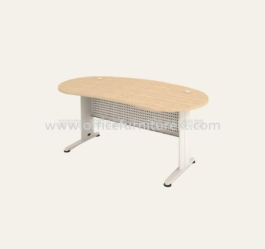 AMJ-180KT KIDNEY SHAPE WRITING TABLE