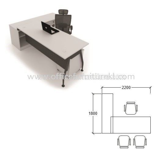 MA DIRECTOR TABLE SIZE